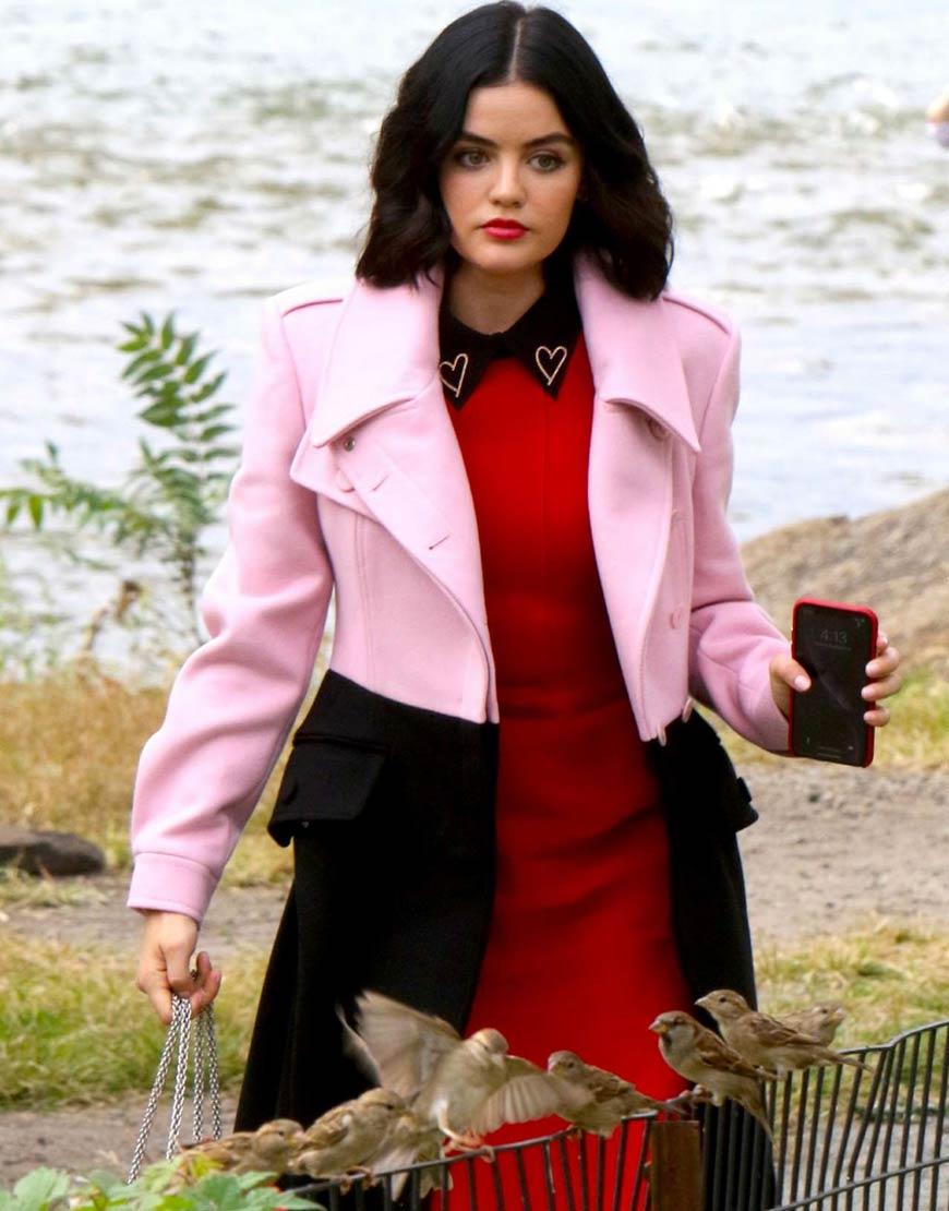 Lucy-Hale---Filming-Katy-Keene-set-in-Manhattan