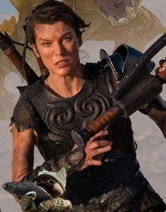 Milla-Jovovich-Monster-Hunter-Captain-Natalie-Artemis-Black-Vest