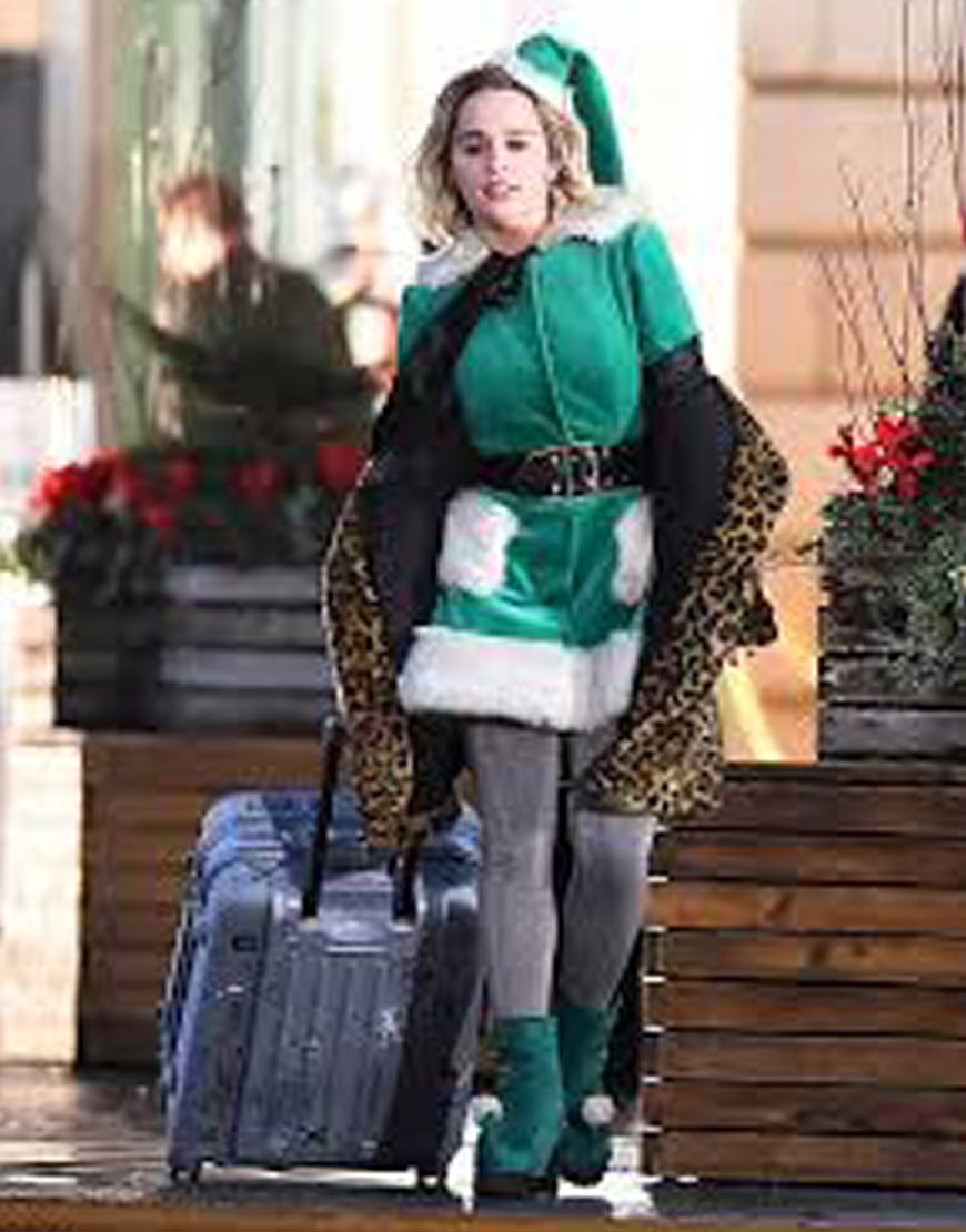Movie-Last-Christmas-Kate-Green-Jacket