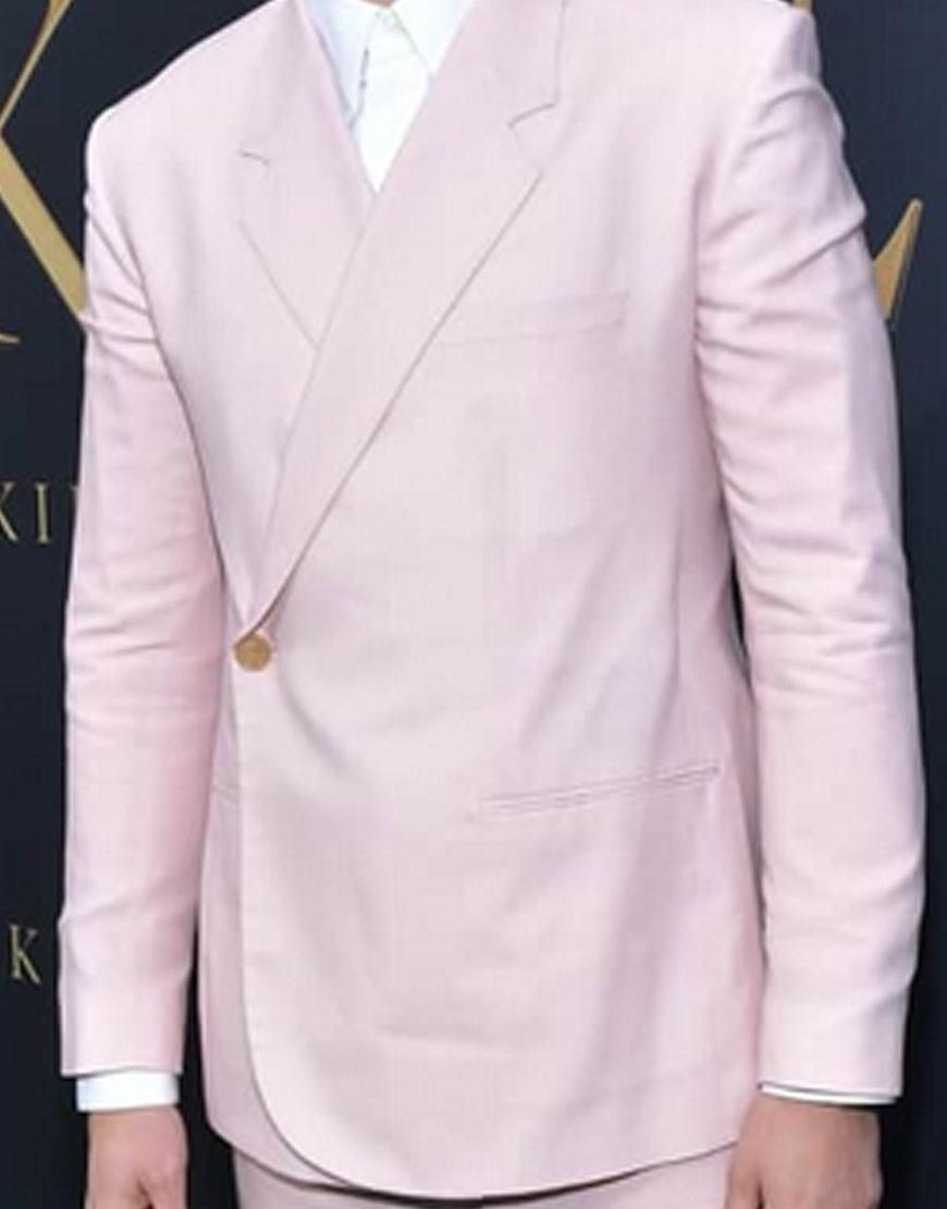 Nicholas-Hoult-Tolkien-Blazer-Coat