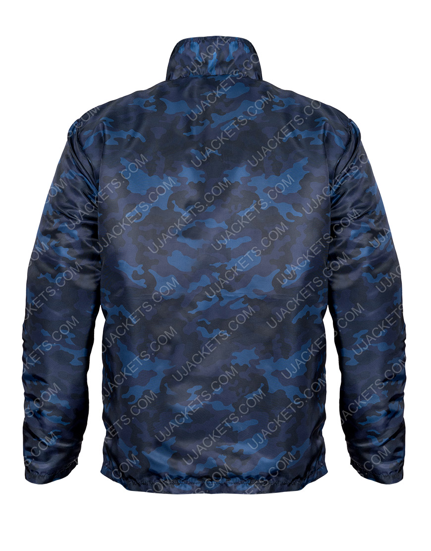 Nick E. Tarabay The Expanse S04 Black Polyester Jacket