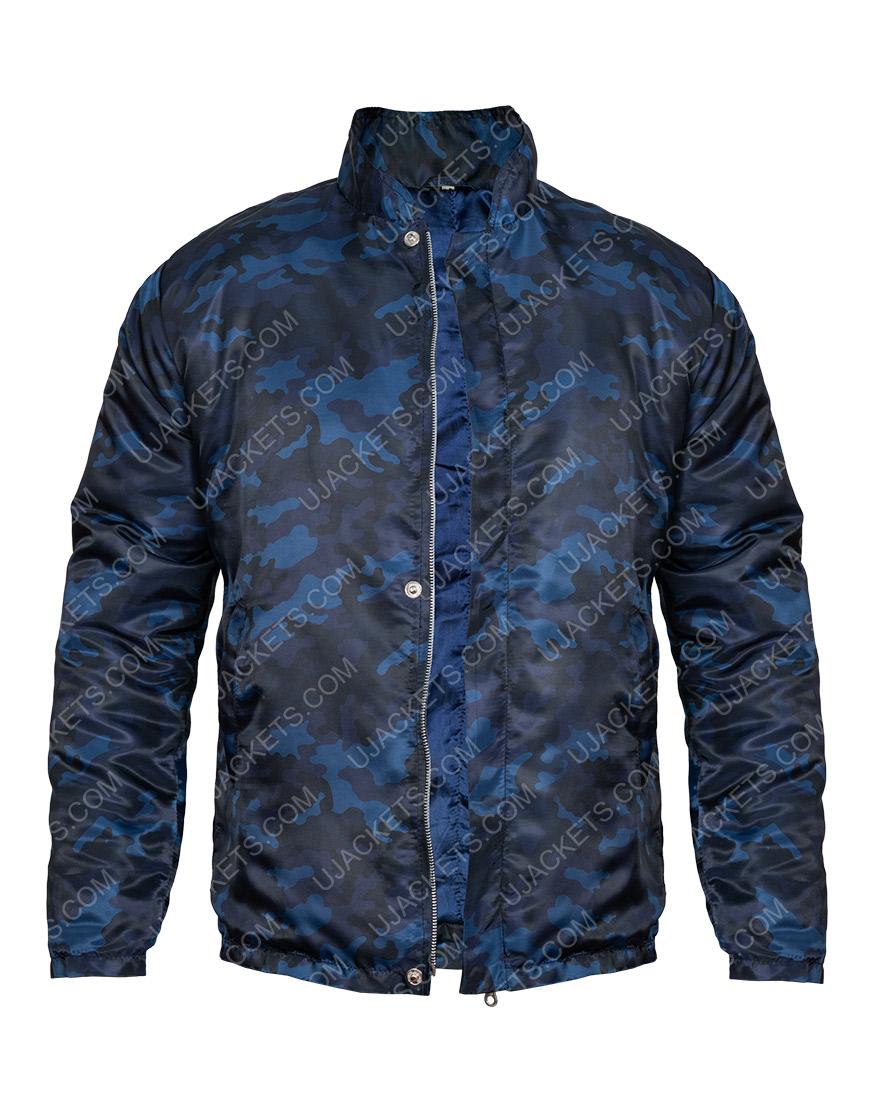 Nick E. Tarabay The Expanse Season 4 Polyester Jacket