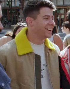 Nick-Jonas-Billy-on-the-Street-Yellow-Bomber-Jacket