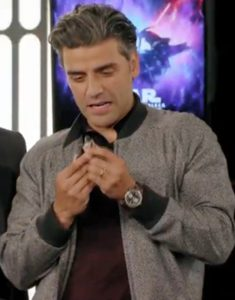 Oscar-Isaac-Star-Wars-Lego-Toys-Poe-Dameron-Cotton-Fleece-Jacket
