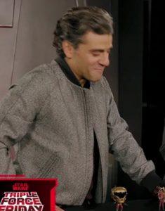 Oscar-Isaac-Star-Wars-Lego-Toys-Poe-Dameron-Cotton-Jacket