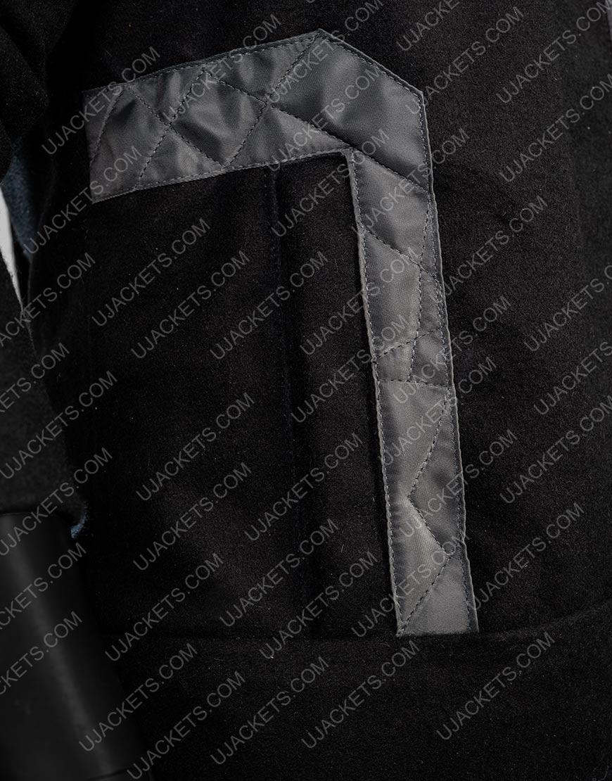 Patrick Stewart Star Trek Cotton Jacket