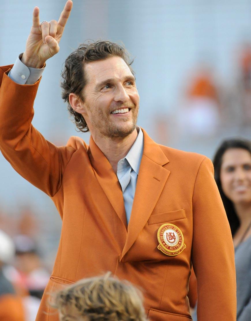 Professor-Matthew-McConaughey-University-of-Texas-Wool-Blend-Coat