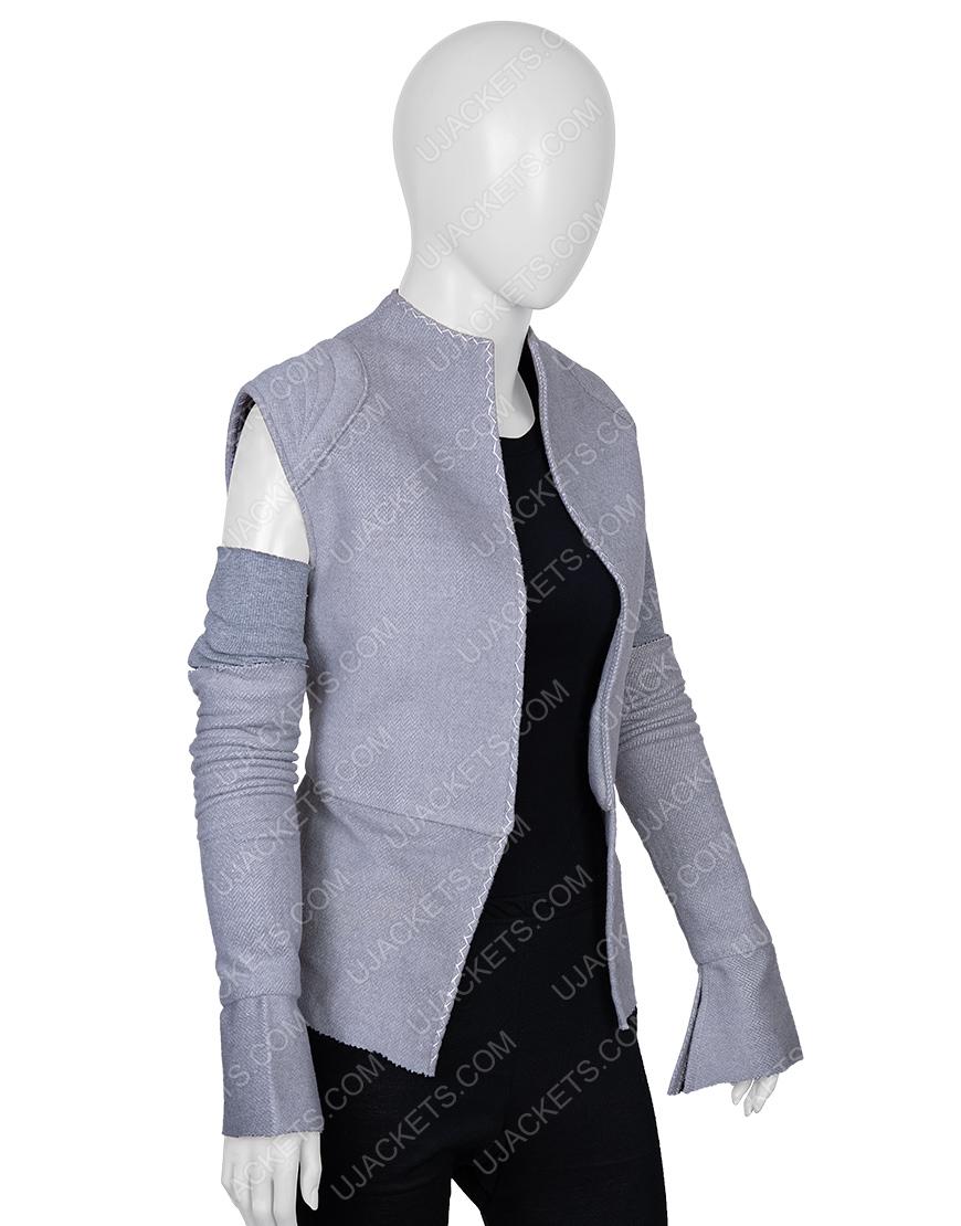 Rey Star Wars Wool Blend Resistance Vest with Sleeves