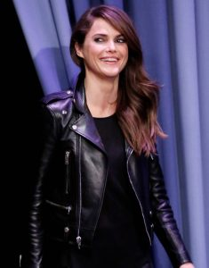 Star Wars The Rise of Skywalker Keri Russell Leather Jacket