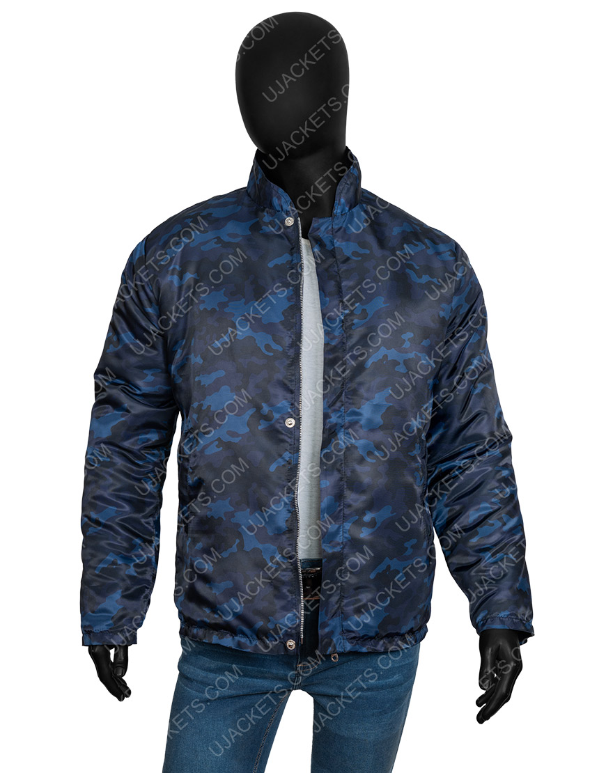 The Expanse Nick E. Tarabay Black Jacket