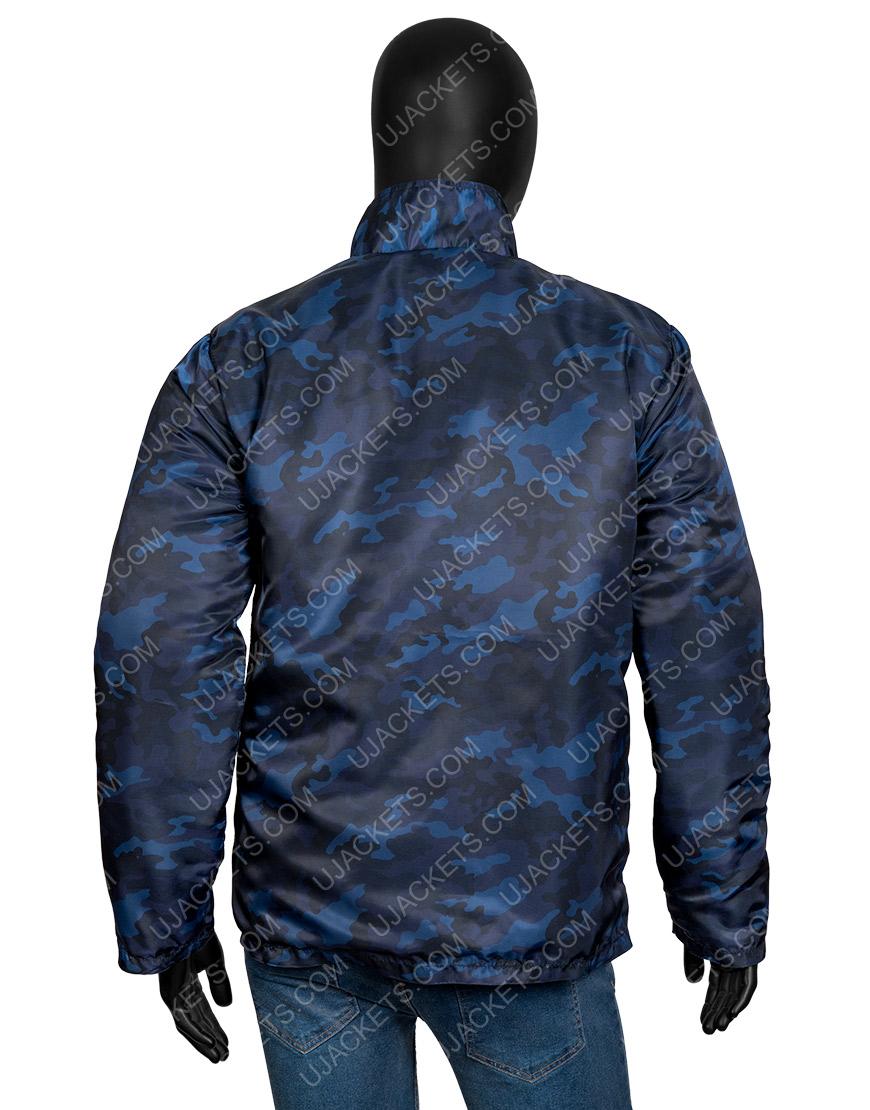 The Expanse Nick E. Tarabay Black Polyester Jacket