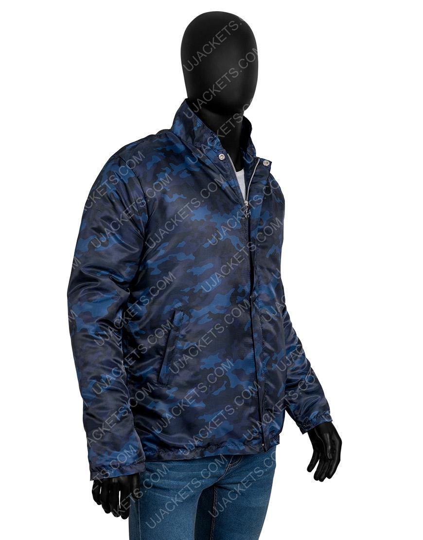 The Expanse Nick E. Tarabay Polyester Jacket