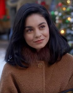 Vanessa-Hudgens-The-Knight-Before-Christmas-Brooke-Coat