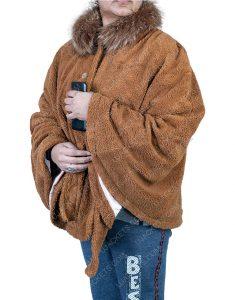 Vanessa Hudgens The Knight Before Christmas Brooke Woolen Coat