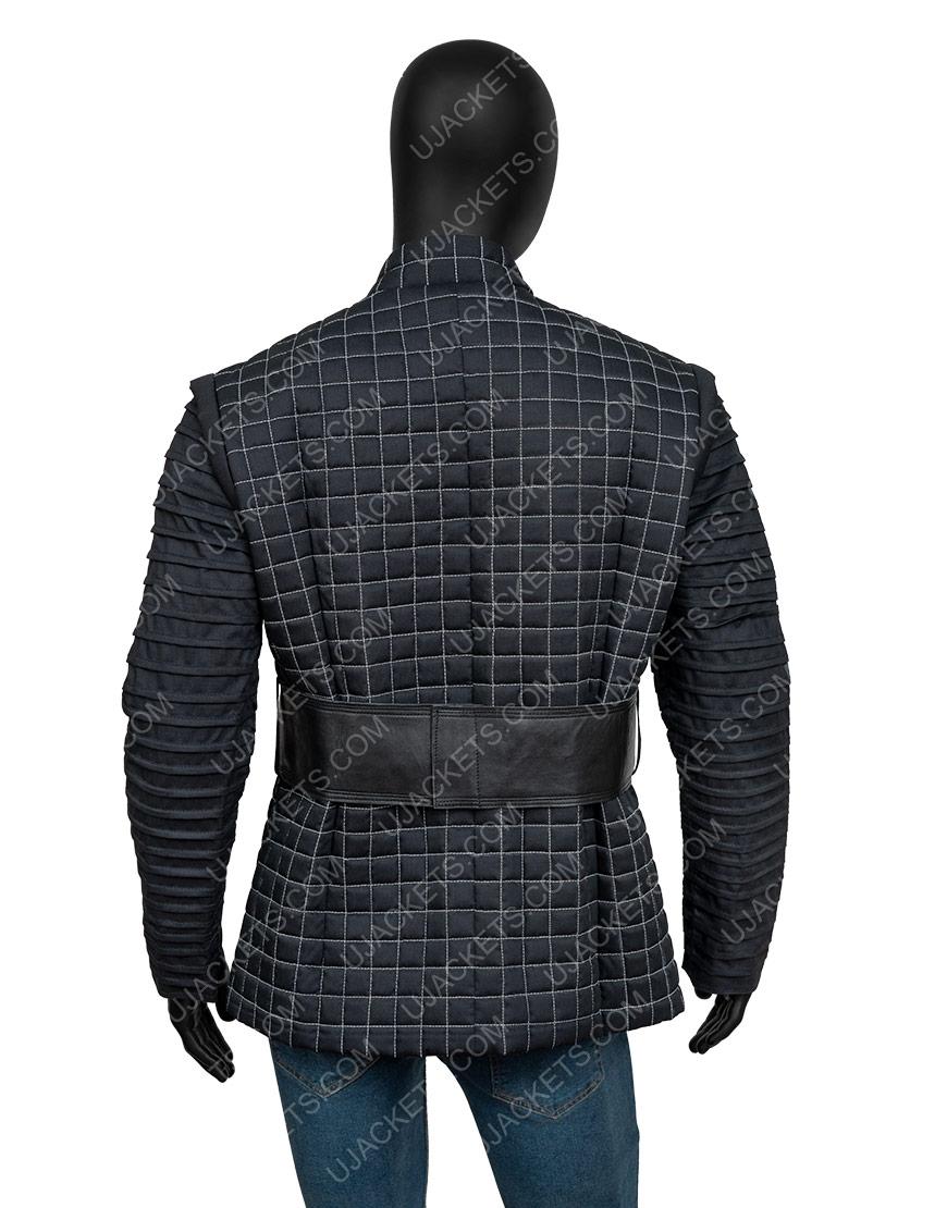 Adam Driver Star Wars The Rise Of Skywalker Kylo Ren Black Costume