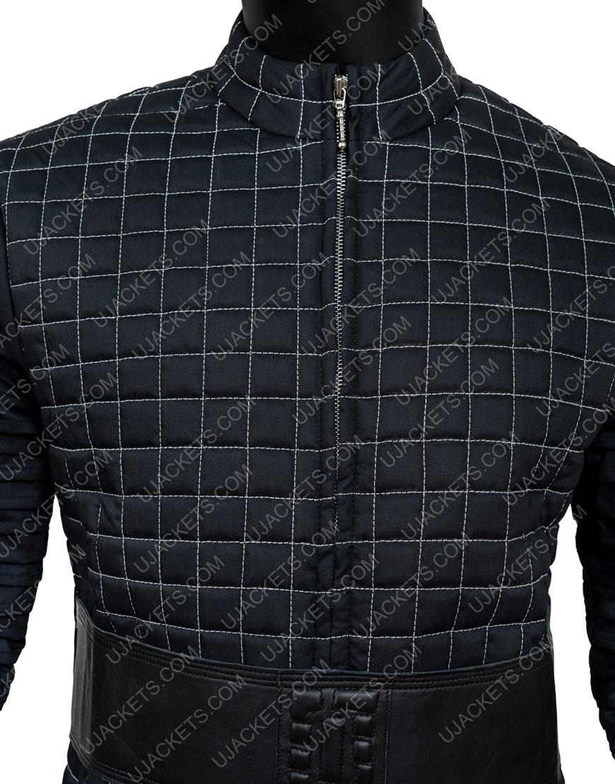 Adam Driver Star Wars The Rise Of Skywalker Kylo Ren Leather Black Costume