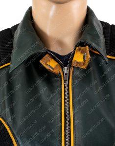 Arrow Season 8 Laurel Lance Black Jacket
