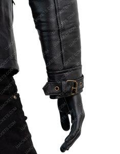 Black Leather Jacketof Daniel Craig