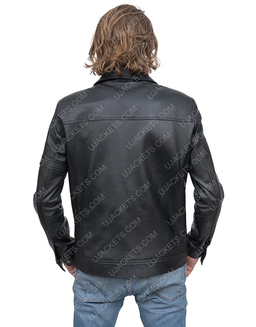 Bucky Barnes The Falcon And The Winter Soldier Sebastian Jacket
