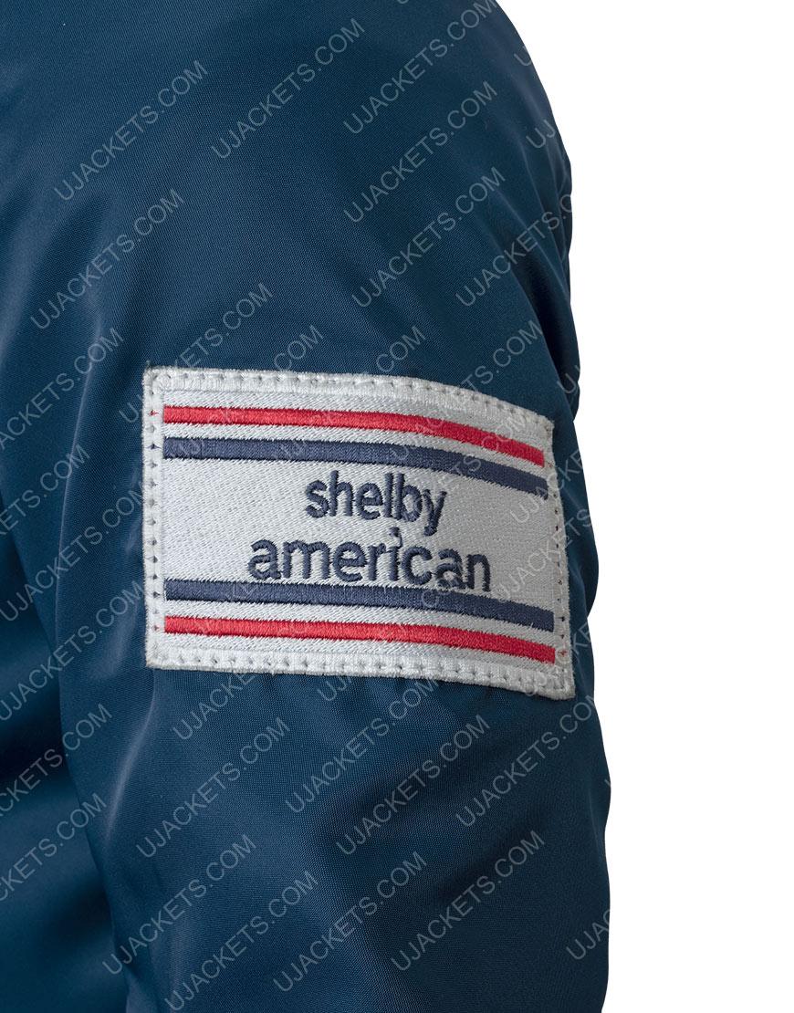 Carroll Shelby Jacket