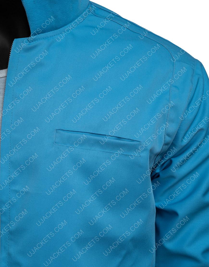 Free Guy Movie Ryan Reynolds Bomber Jacket