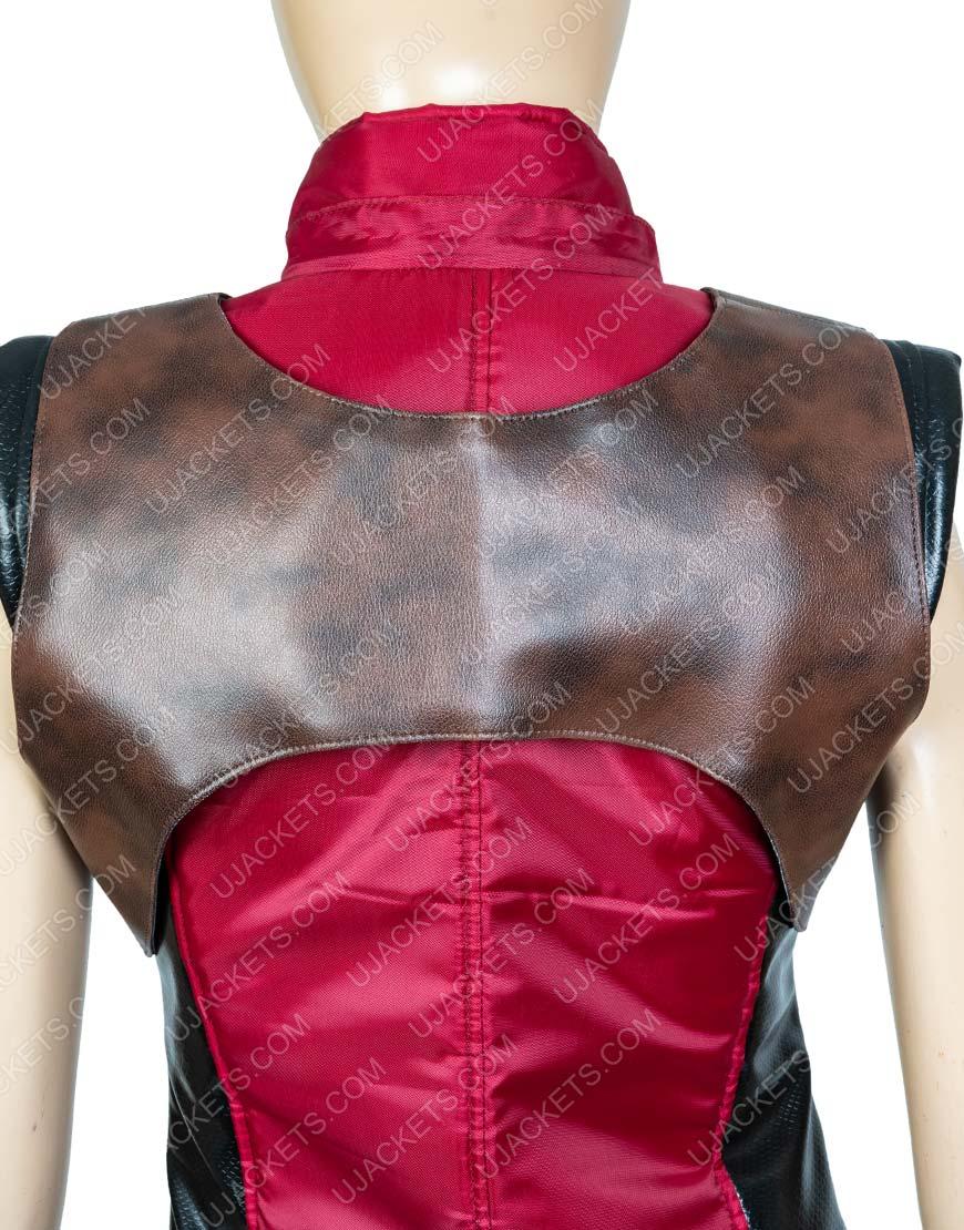 Jumanji The Next Level Martha Karen Leather Vest