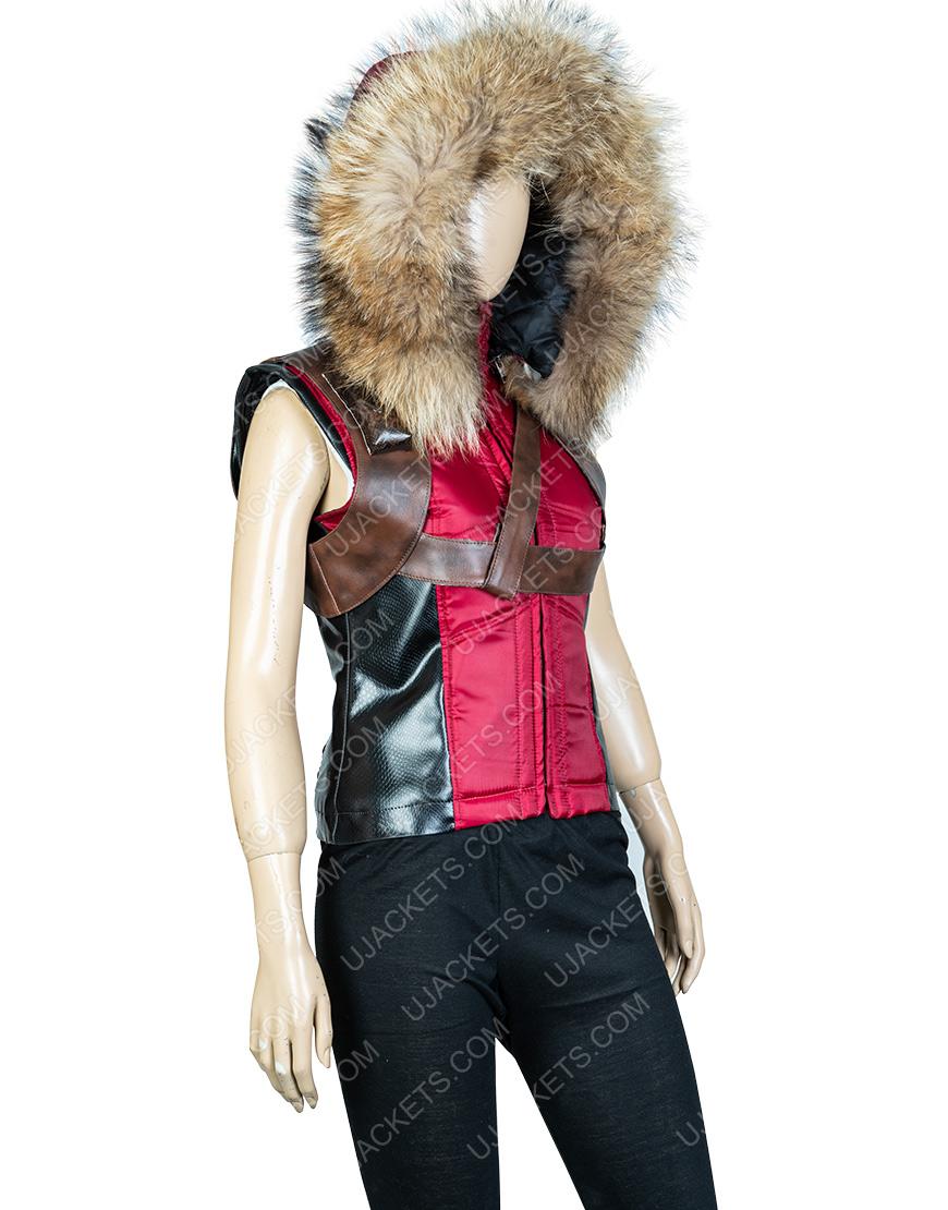 Martha Jumanji The Next Level Karen Hoodie Vest