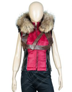 Martha Jumanji The Next Level Karen Leather Vest