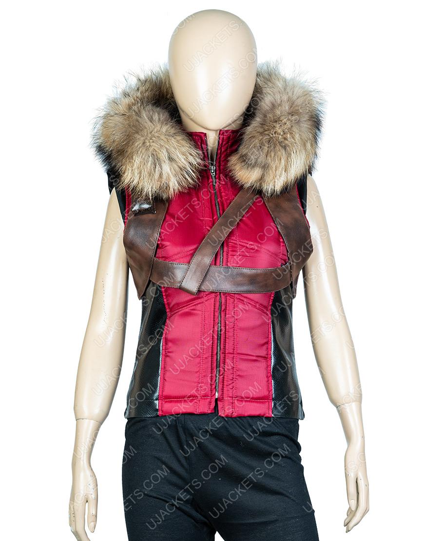 Martha Jumanji The Next Level Karen Leather Vest
