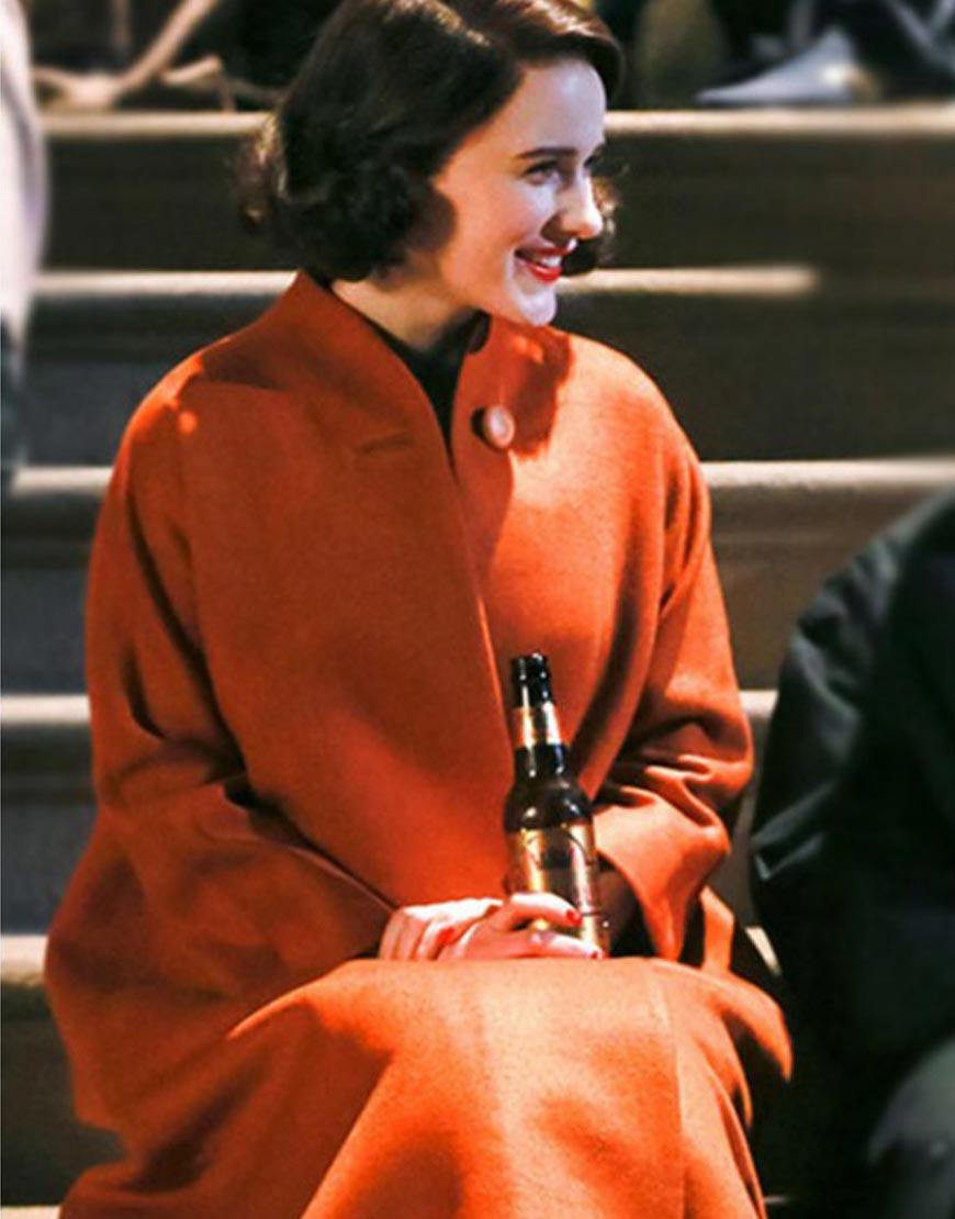 Marvelous-Mrs-Maisel-Orange-Coat