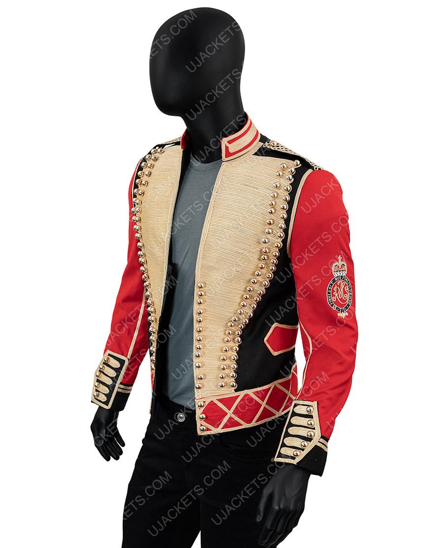 Michael Jackson Leave Me Alone Cotton Jacket