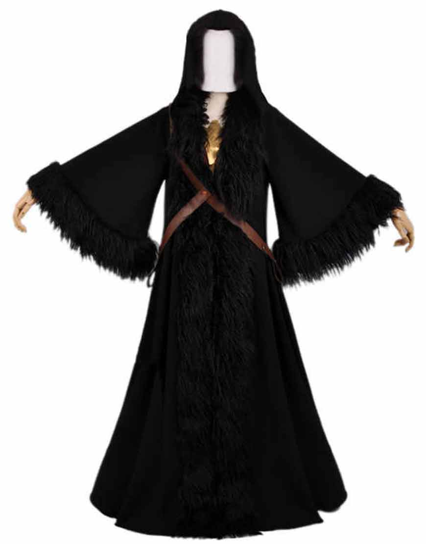 Movie-Wonder-Woman-Black-Coat-Cloak