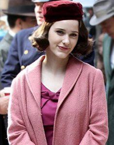 Rachel-Brosnahan-Marvelous-Mrs-Maisel-Pink-Coat