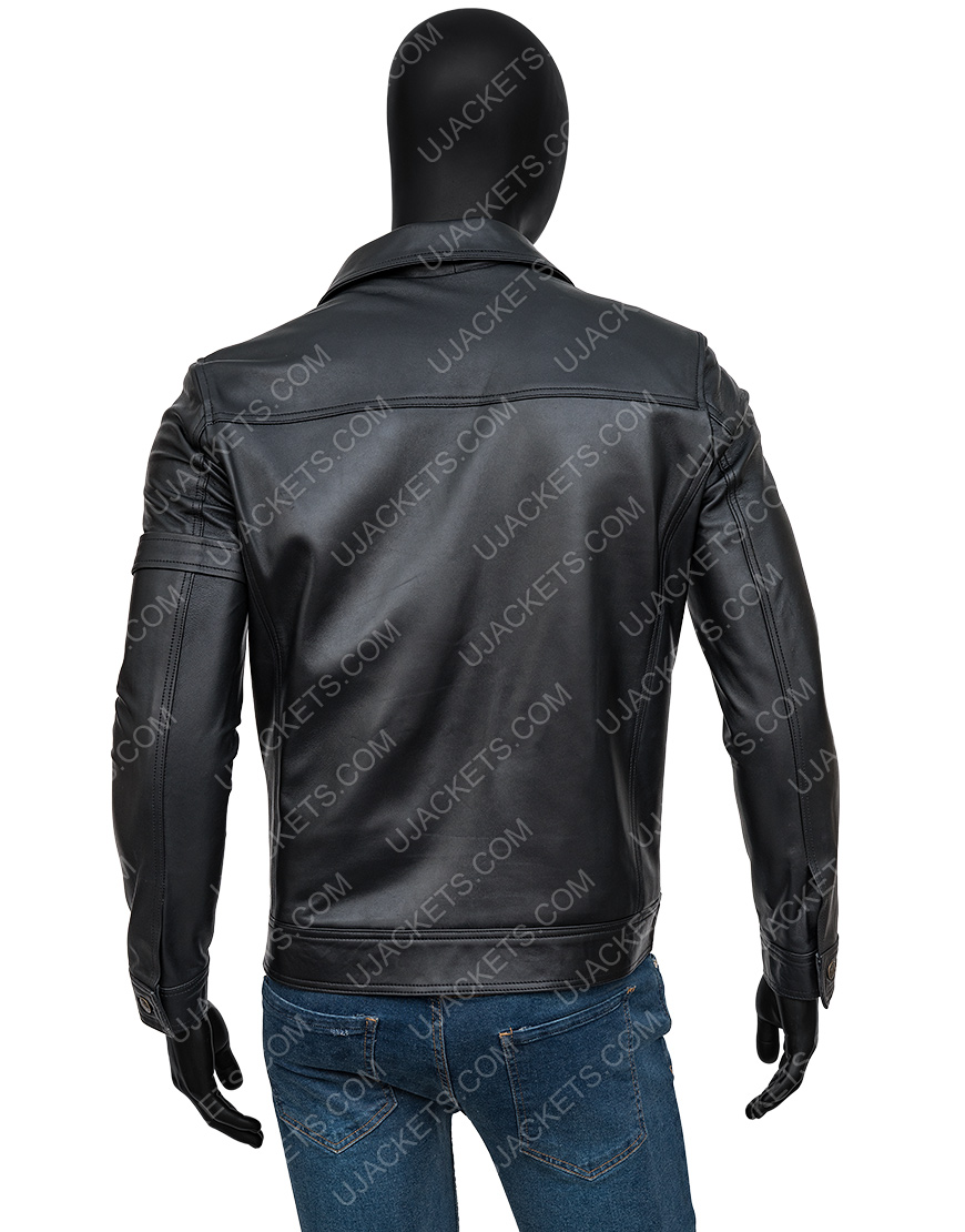 The Falcon And The Winter Soldier Sebastian Leather Jacket
