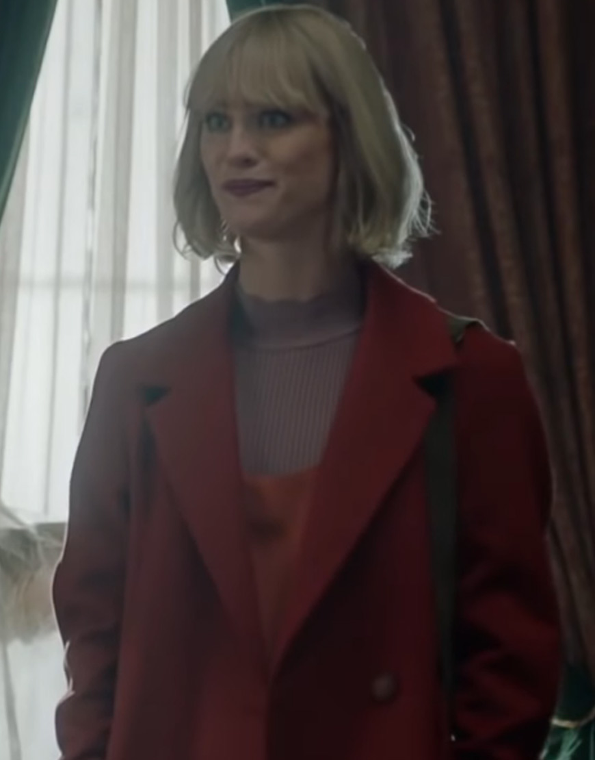 Topshop-maxi-tailored-coat-in-red