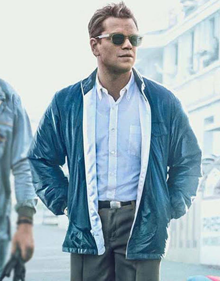 ford-v-ferrari-Matt-Damon-Jacket