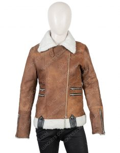 virgin-river-melinda-monroe-shearling-jacket-2