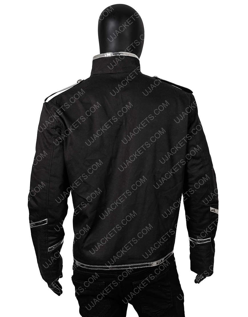 Black Cotton Parade Jacket The Band My Chemical Romance.