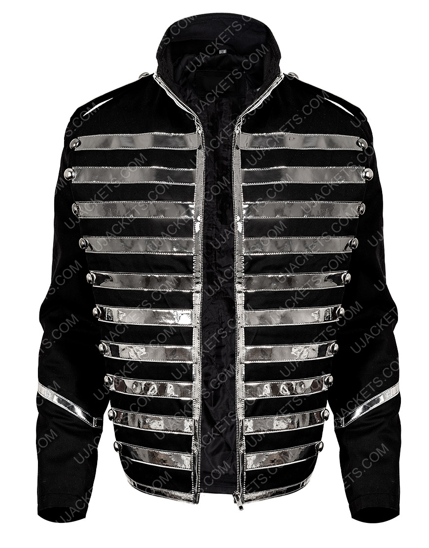 Black Parade Jacket From The Band My Chemical Romance.