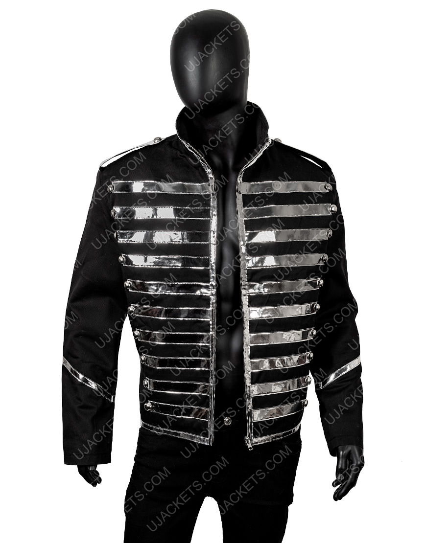 Cotton Parade Jacket From The Band My Chemical Romance.