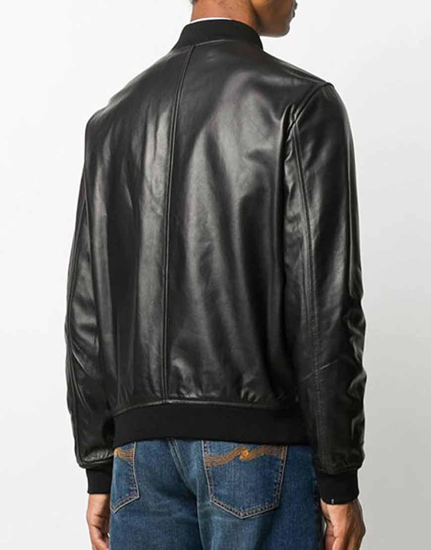 Infinite-Evan-Michaels-Black-Bomber-Jacket