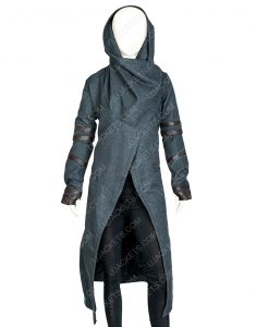 Isa Briones Star Trek Picard Dahj Woolen Hooded Coat