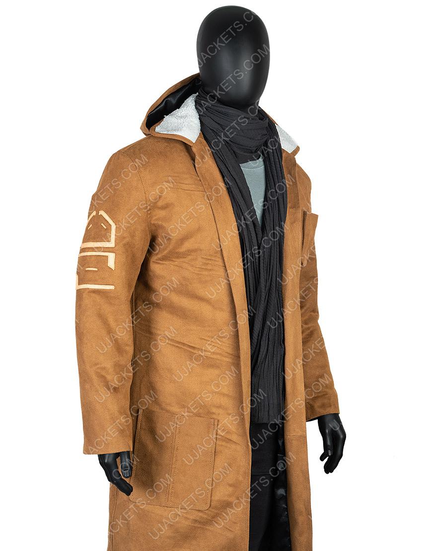 Oscar Issac Poe Dameron Star Wars The Rise Of Skywalker Brown Coat