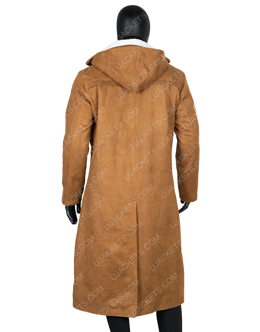 Oscar Issac Star Wars The Rise Of Skywalker Leather Coat