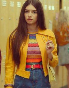 Ruby-Sex-Education-Mimi-Keene-Yellow-Jacket