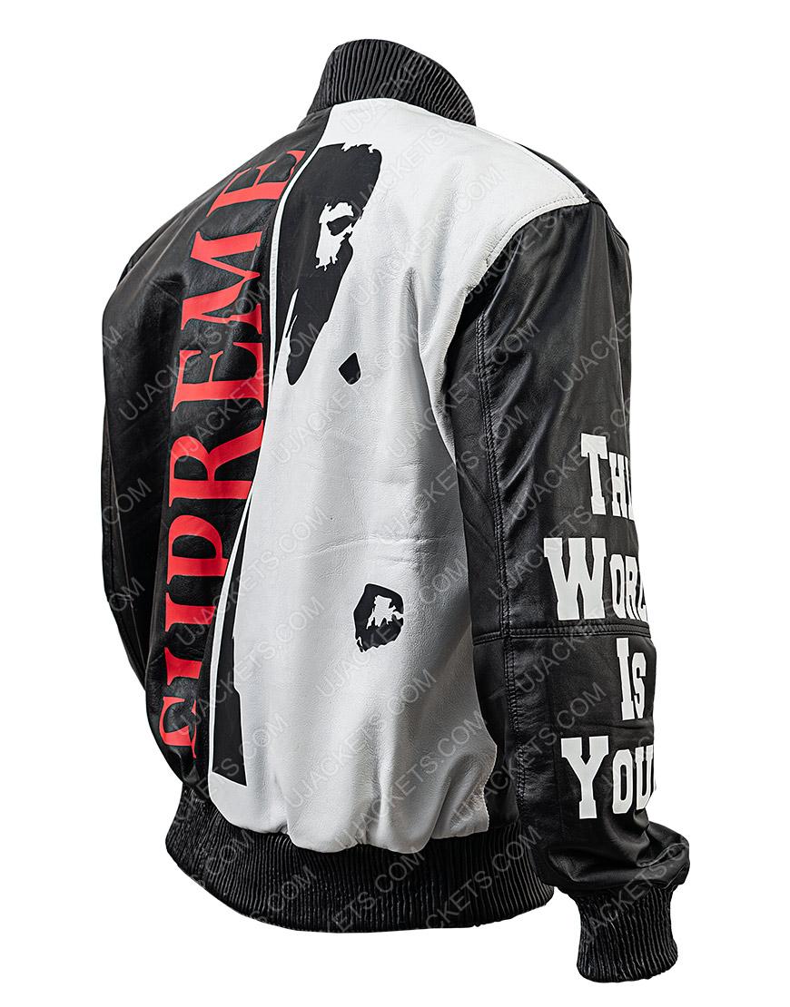 Scarface Al Pacino Leather Jacket