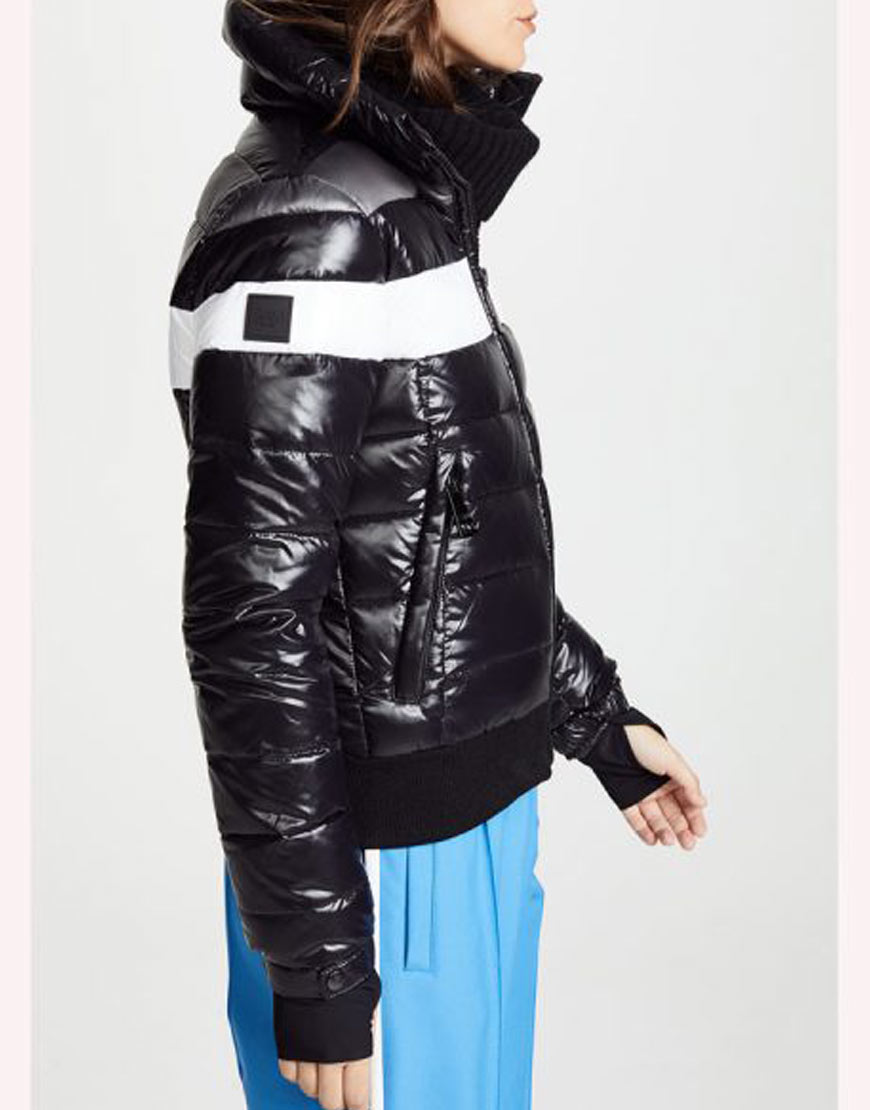Spinning-Out-Black-and-White-Puffer-Jacket