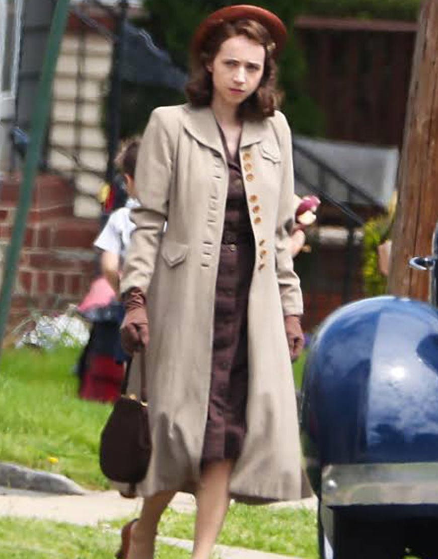 The-Plot-Against-America-Zoe-Kazan-coat