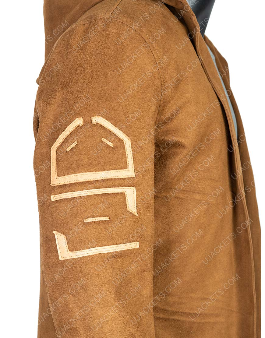 The Rise Of Skywalker Oscar Issac Poe Dameron Star Wars Brown Leather Coat