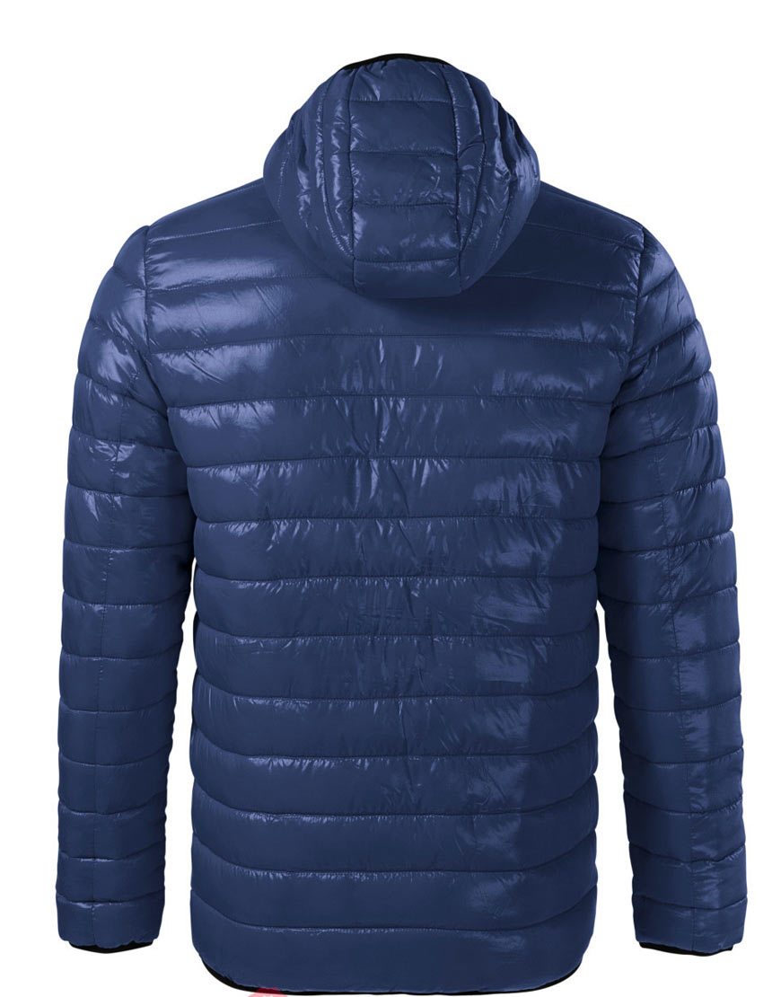spinning out will kemp blue puffer jacket